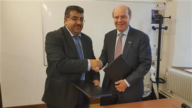 Al-Aqsa University Signed a Cooperation Agreement with Ghent University - Belgium