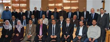Al-Aqsa University Host via Video Conference the Extended Meeting of Palestinian Chemists