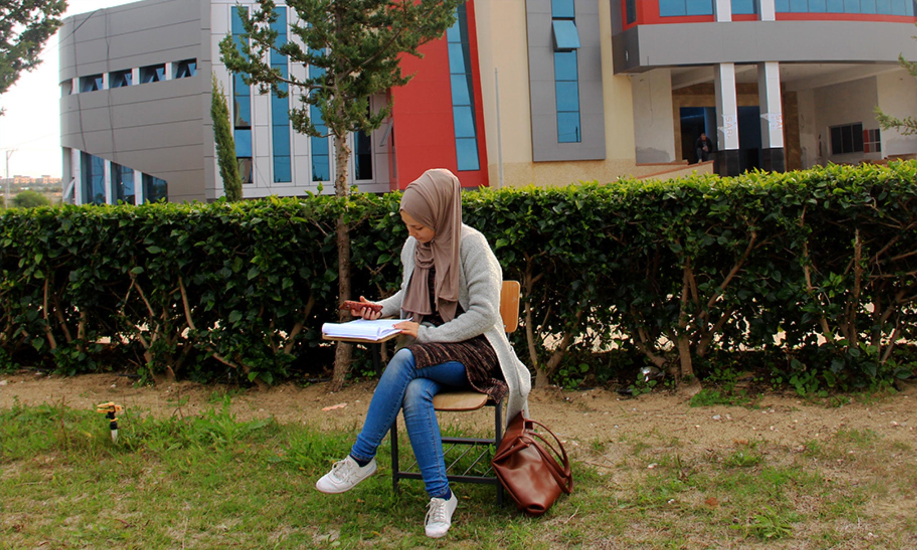 الحياة الطلابية الجامعية