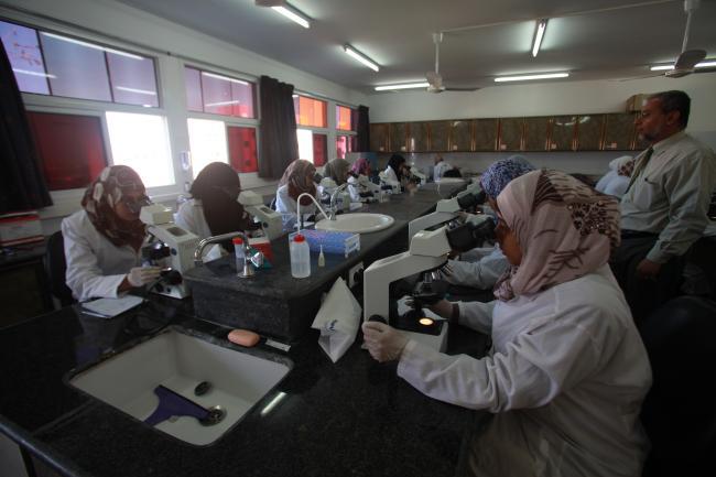 العلوم الطبية والمخبرية