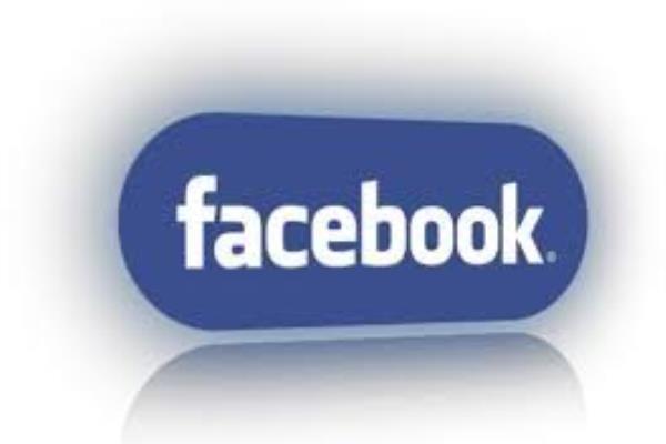للتواصل عبر facebook