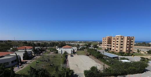 جامعة الأقصى جامعة متميزة بين الجامعات الفلسطينية والإقليمية.